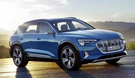 Audi e-tronが遂に登場。価格は820万円~EVの大本命か!?スペックを他社EVと徹底比較
